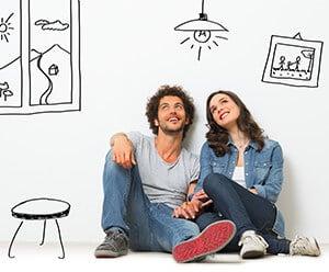 Günstig wie nie ins eigene Heim – nutzen Sie die niedrigen Zinsen