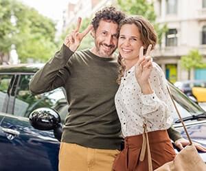 Die passende Kfz-Versicherung für Ihren neuen Traumwagen finden und bis zu 850 € sparen!