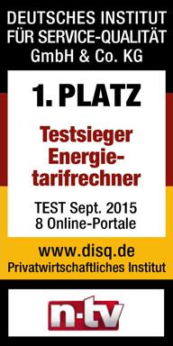 Testsieger disq.de