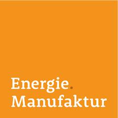 Logo Energie.Manufaktur - eine Marke der DREWAG - Stadtwerke Dresden GmbH