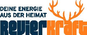 Logo RevierKraft - eine Marke der Energieversorgung Oberhausen AG